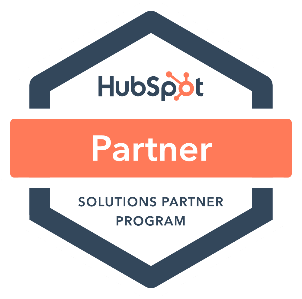 HubSpot Partner Badge